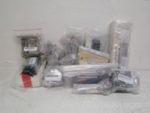 Lot of 16 various timers, controls and assorted Pieces