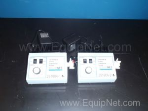 2 Vari Flow Chemical Pumps