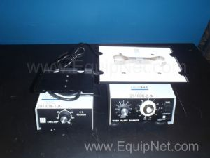 2 Lab Line 4625 and 4630 Plate Shakers