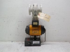 Worcester Various models Series 39 Spring Return Pneumatic actuator with ball Valve and Positioner
