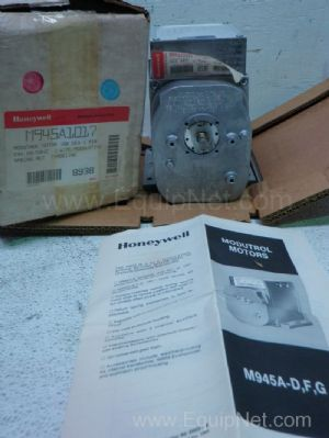 Honeywell Proportional Action 160-Degree Stroke Modutrol Motor For Dampers and Valves