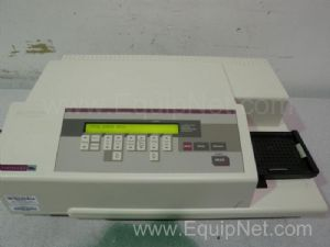 Molecular Devices SpectraMAX 340PC Microplate Spectrophotometer