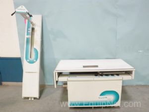 Universal Vet Tek 402.201.00 X-Ray Table