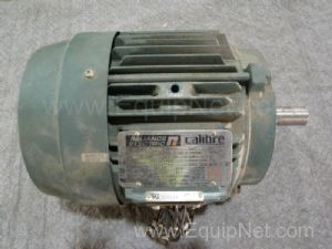 Reliance P18G4902BE Electric Motor