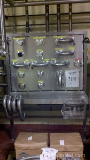 Stainless Steel Flow Panel