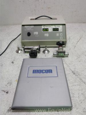 Mocon PacCheck 650 Dual Head Space Analyzer