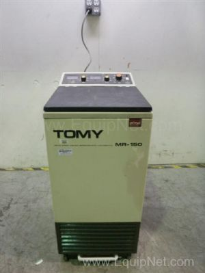 Tomy MR-150 High-Speed Refrigerated Microcentrifuge