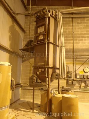MikroPul 25S-830 Pulsaire Dust Collector