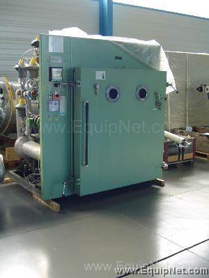 2.36 m2 Vacuum Drying Oven with 12 Shelves