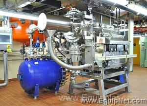 FIMA TZT 600 by 300 Hastelloy Centrifuge Dryer ATEX