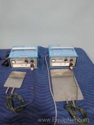 Lot of 2 Valleylab Surgistat B Electrosurgical Generators