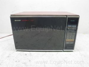 Sharp R-7370 Carousel II with ESP Microwave Oven