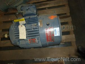 25 HP, 1800 RPM XP Group B Motor, FR:284T