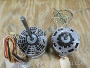 Lot of 2 Electric Motors