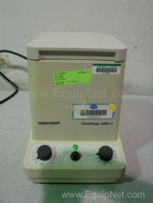 Eppendorf 5415C Benchtop Microcentrifuge