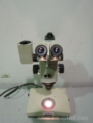 Olympus SZH StereoZoom Microscope