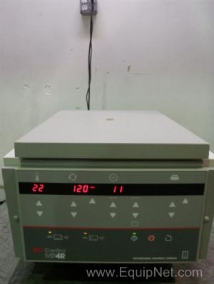 IEC Centra MP4R Refrigerated Benchtop Centrifuge