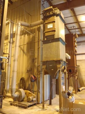 25 Bag Dust Collector - Baghouse