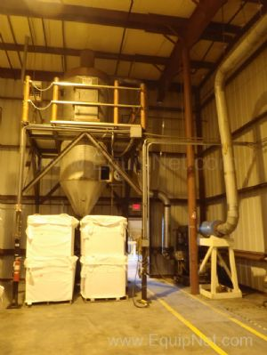 Dust Collector - Baghouse with Blower