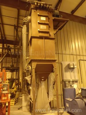 MikroPul 36S Pulsaire Dust Collector