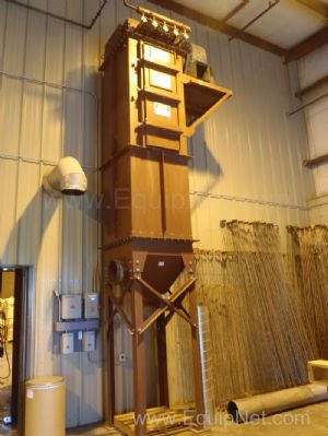 MikroPul 25S Pulsaire Dust Collector