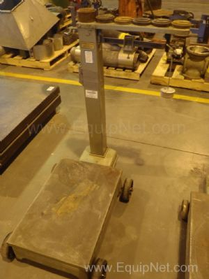 Deteco 854 Mechanical Beam Platform Scale - 5