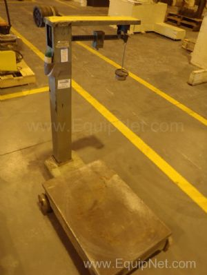 Deteco 854 Mechanical Beam Platform Scale - 6