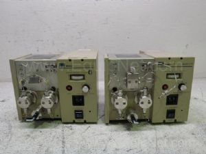 Lot of 2 Waters 510 Solvent  Delivery Systems