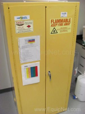Eagle Flammable Safety Cabinet