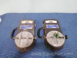 Lot of 2 Secure Pak Inc. Electronic Torque Tester