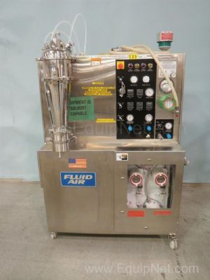 Fluid Air Fluid Bed Dryer