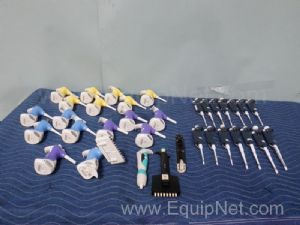 Lot of 34 Assorted Pipettes