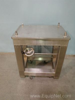 Bosio 215-699-4100 Custom Fabricated Leveling Table