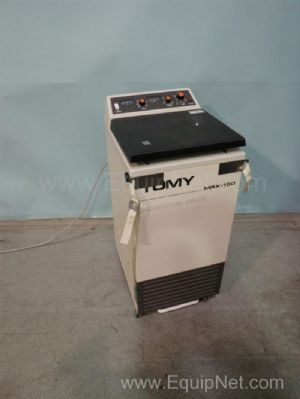 Tomy MXR-150 High Speed Refrigerated Micro Centrifuge