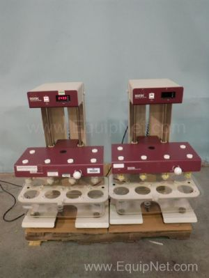 Lot of 2 Distek 2100A Dissolution System
