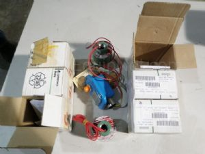 Lot of 7 Asco Solenoids