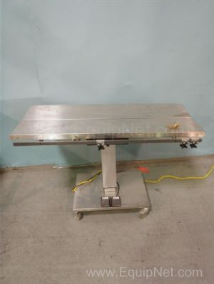 VSSI Stainless Steel Surgical Table