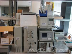 Waters Delta Prep 4000 Preparative Chromatography System