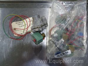 Lot of 4 Asco 8353C33 Solenoids