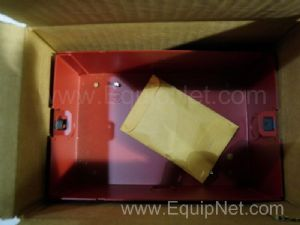 Lot of 2 0696969 Back Box Assembly-Red