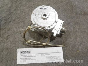 Lot of 5 Nelson TH7325 Heat Tracing Tempatire Switch