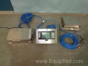 Mettler Toledo Explosion Protected Weigh System