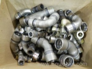 Lot of Approximately 125 Pieces of  Lokring Pipe