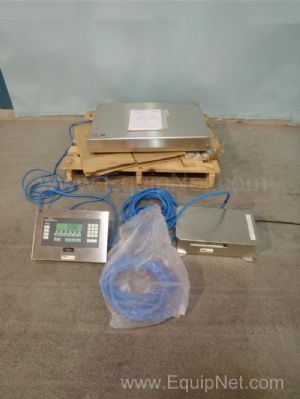 Mettler Toledo KCC150Sx-T4 Explosion Protected Weigh System