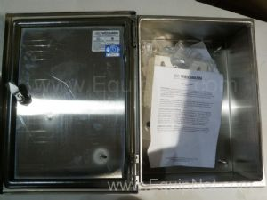 Weigmann N412161206SSC Stainless Enclosure
