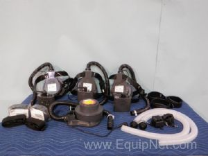 Lot of (4) 3M GVP-100 Respiratory Motor Blowers