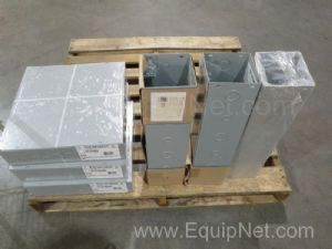 Lot of 6 Assorted Enclosures