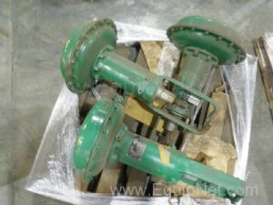Lot of 3 Fisher 667  Actuator Valve