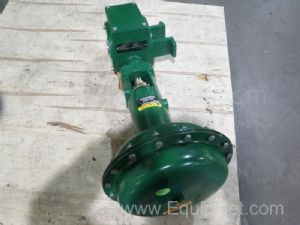 Fisher 1052 Rotary Actuator Valve