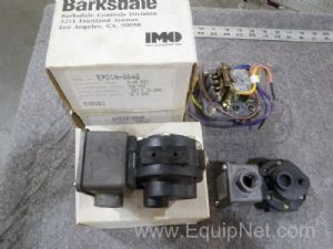 Lot of 6 Barksdale Pressure Switches